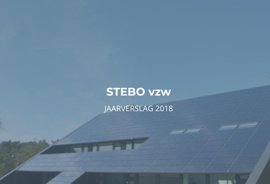 Stebo Jaarverslag 2018