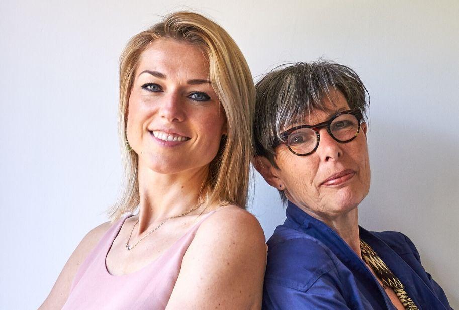 Vanessa Becker, Jacqueline Jansen