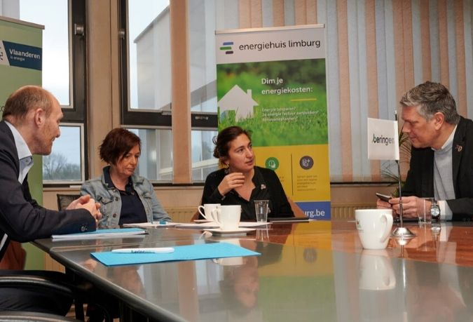 Zuhal Demir opent EnergiehuisLimburg