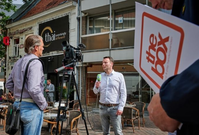 Stebo_TheBox Stad Hasselt