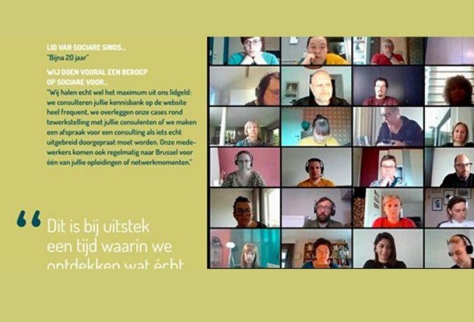 Stebo directeur Erwin De bruyn, interview Sociare